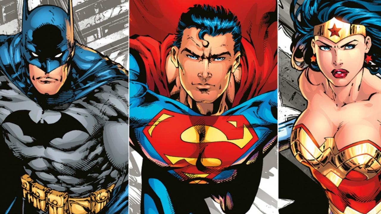 Gli eroi dei fumetti DC Comics protagonisti dei giochi online