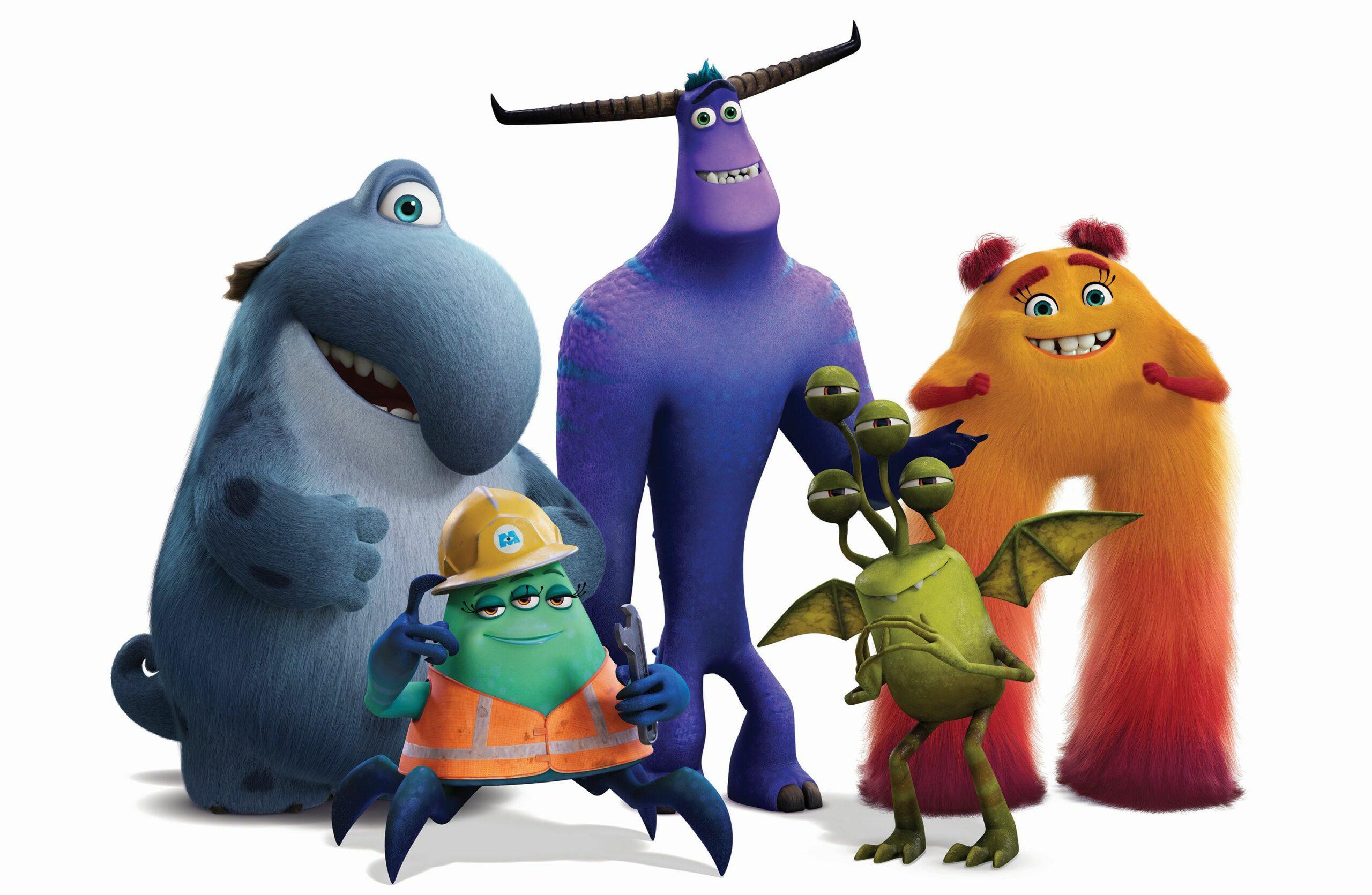 Monsters & Co. – Arriva la serie su Disney+