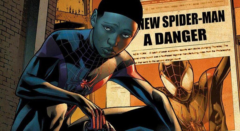Miles Morales: Spider-Man – Nuovo costume per i 10 anni del personaggio