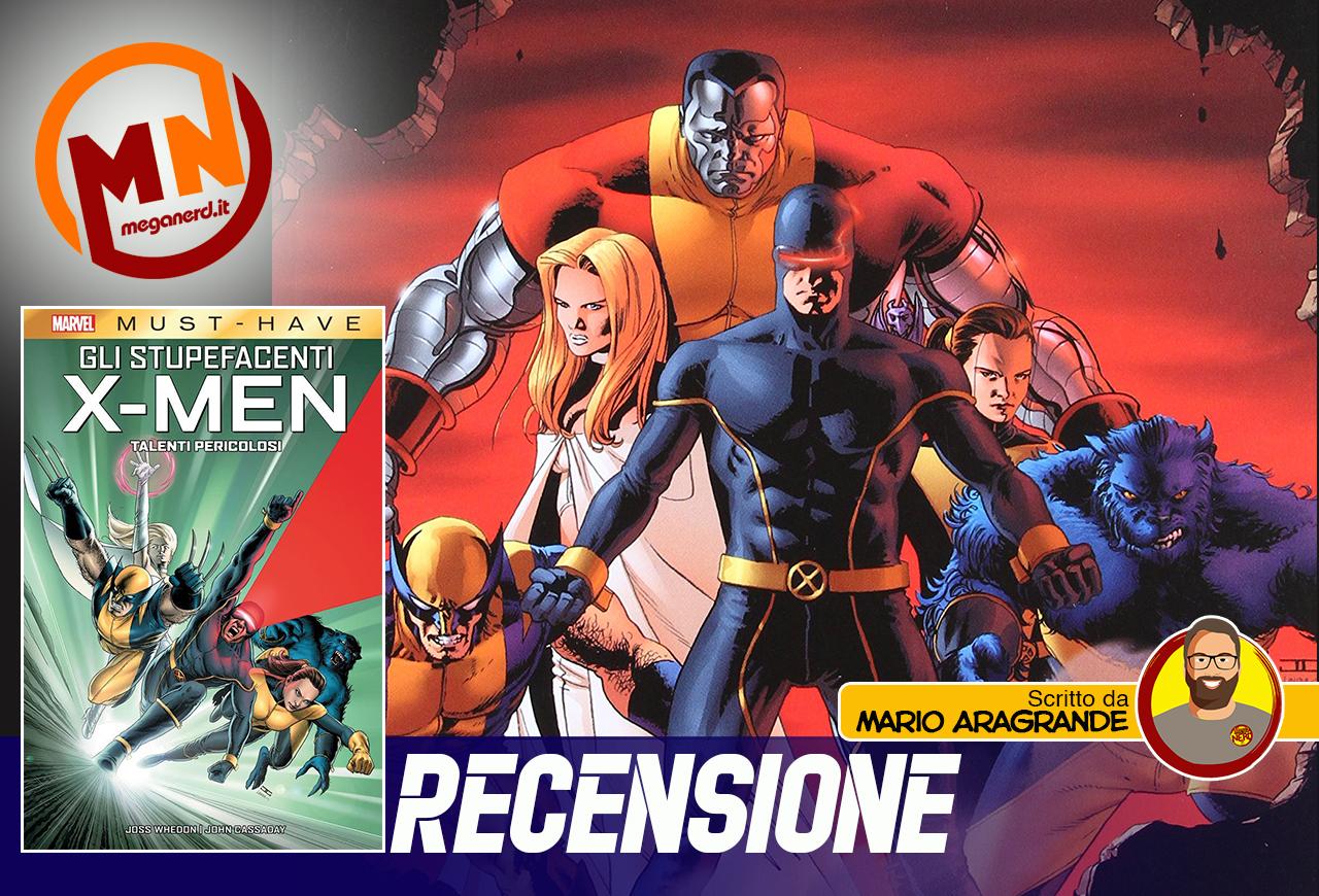 Gli Stupefacenti X-Men – Il grande ritorno del ciclo di Whedon e Cassaday