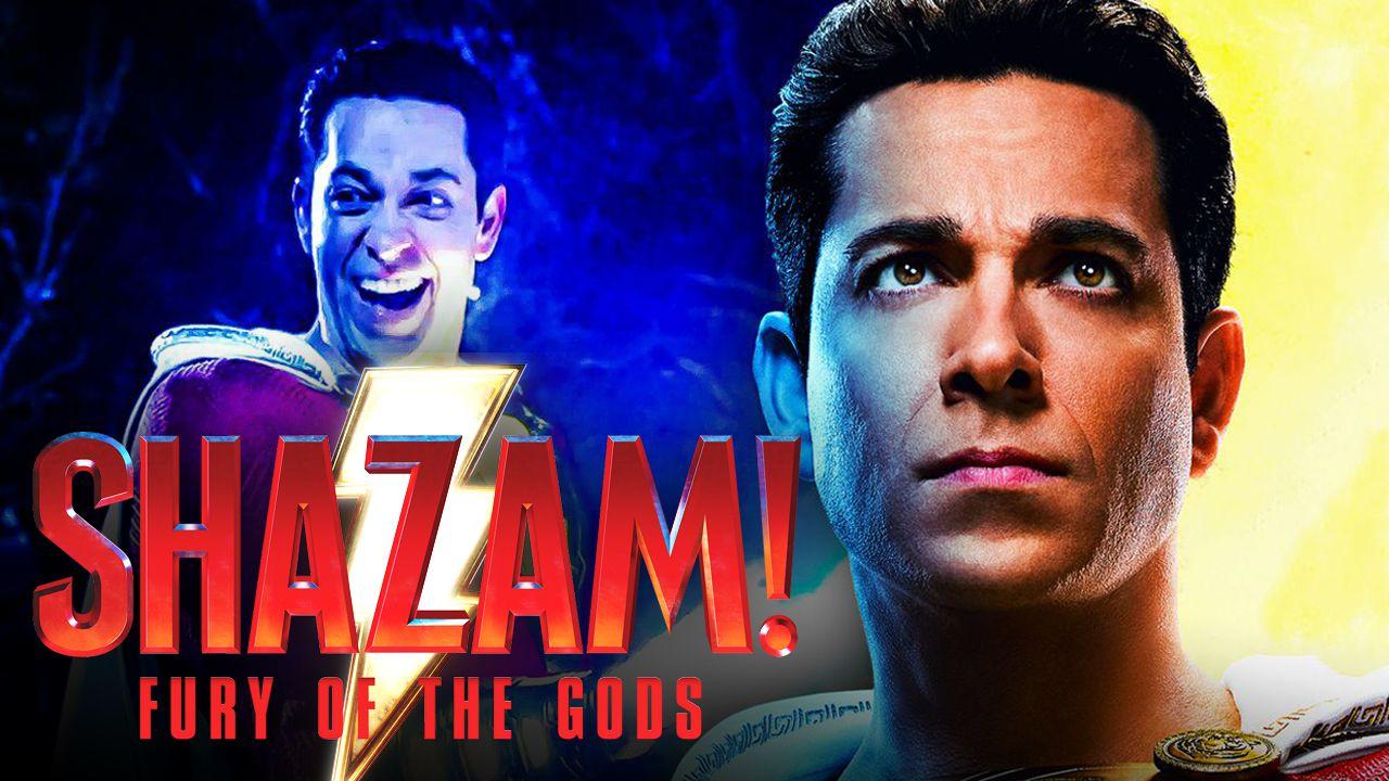 Shazam! Fury of the Gods – Prima immagine dei nuovi costumi della Shazam Family