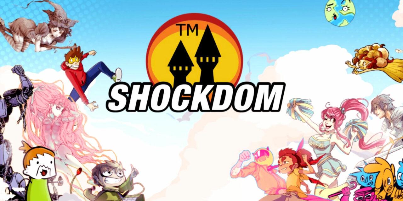 Shockdom produrrà dei film tratti dai suoi fumetti