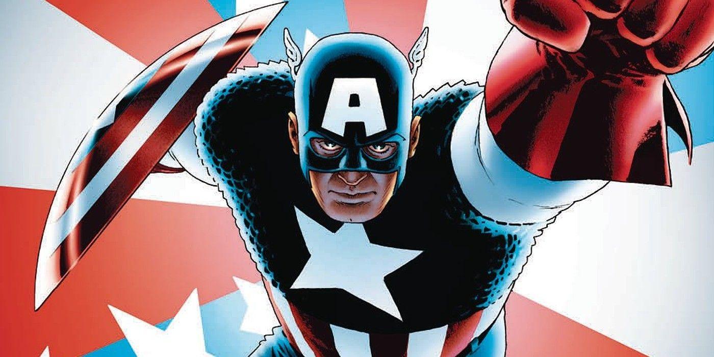 Capitan America – Le cover celebrative per gli 80 anni