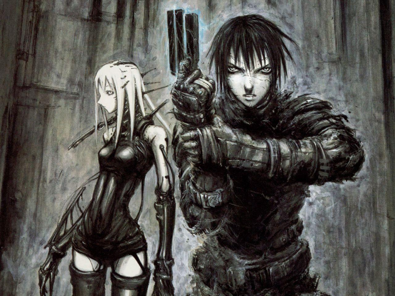 Blame!  – Planet Manga pubblica la Master Edition