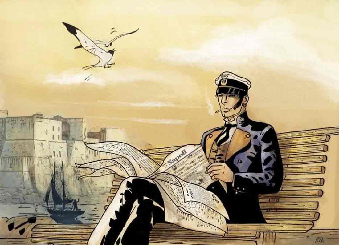Corto Maltese – Annunciato a Cannes l'arrivo di una serie TV
