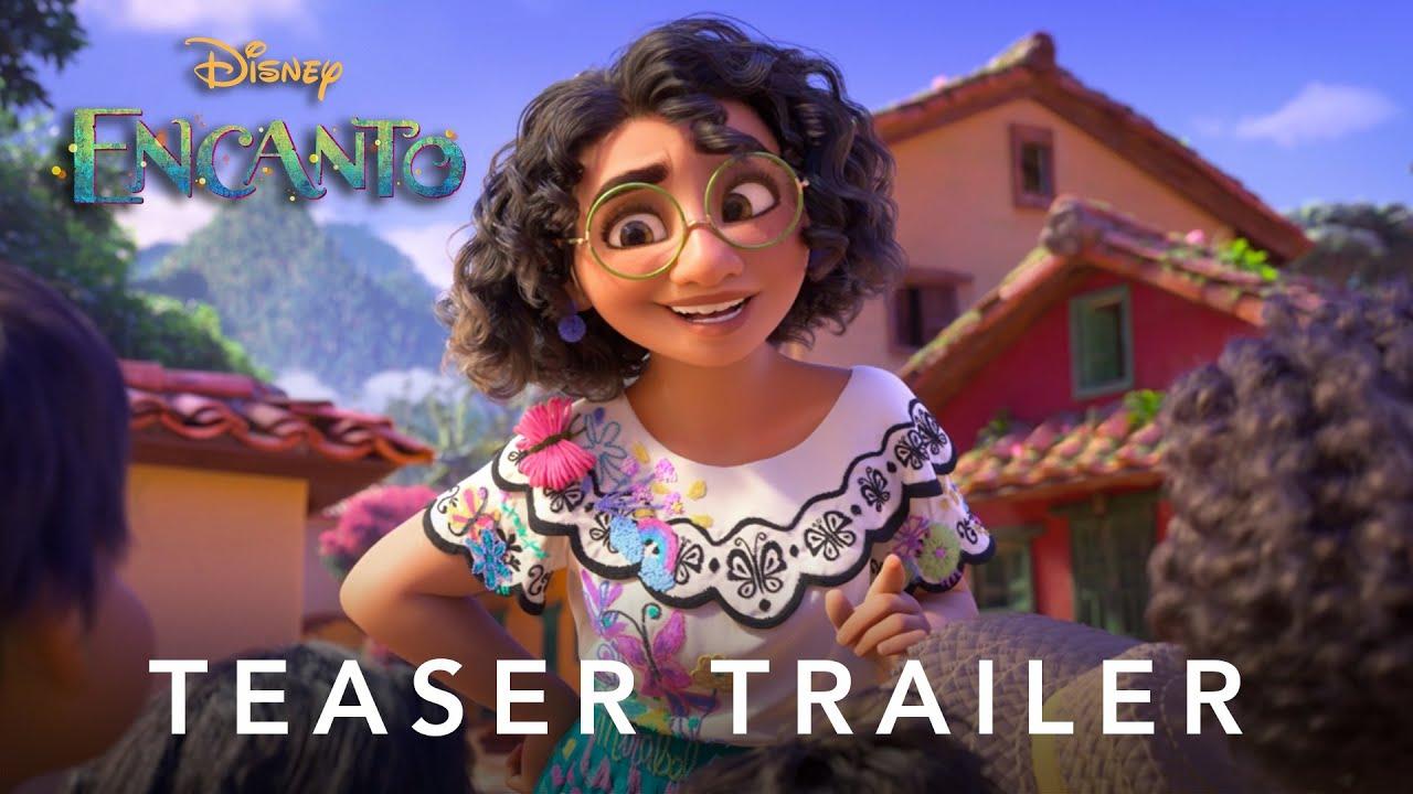 Encanto – Primo teaser trailer per il nuovo film Disney