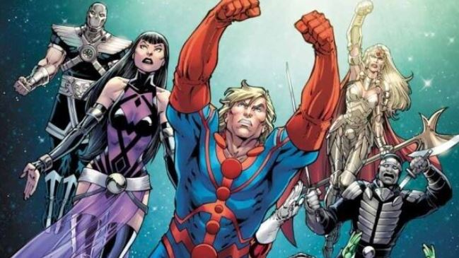 Eternals Forever – Marvel Comics annuncia lo speciale