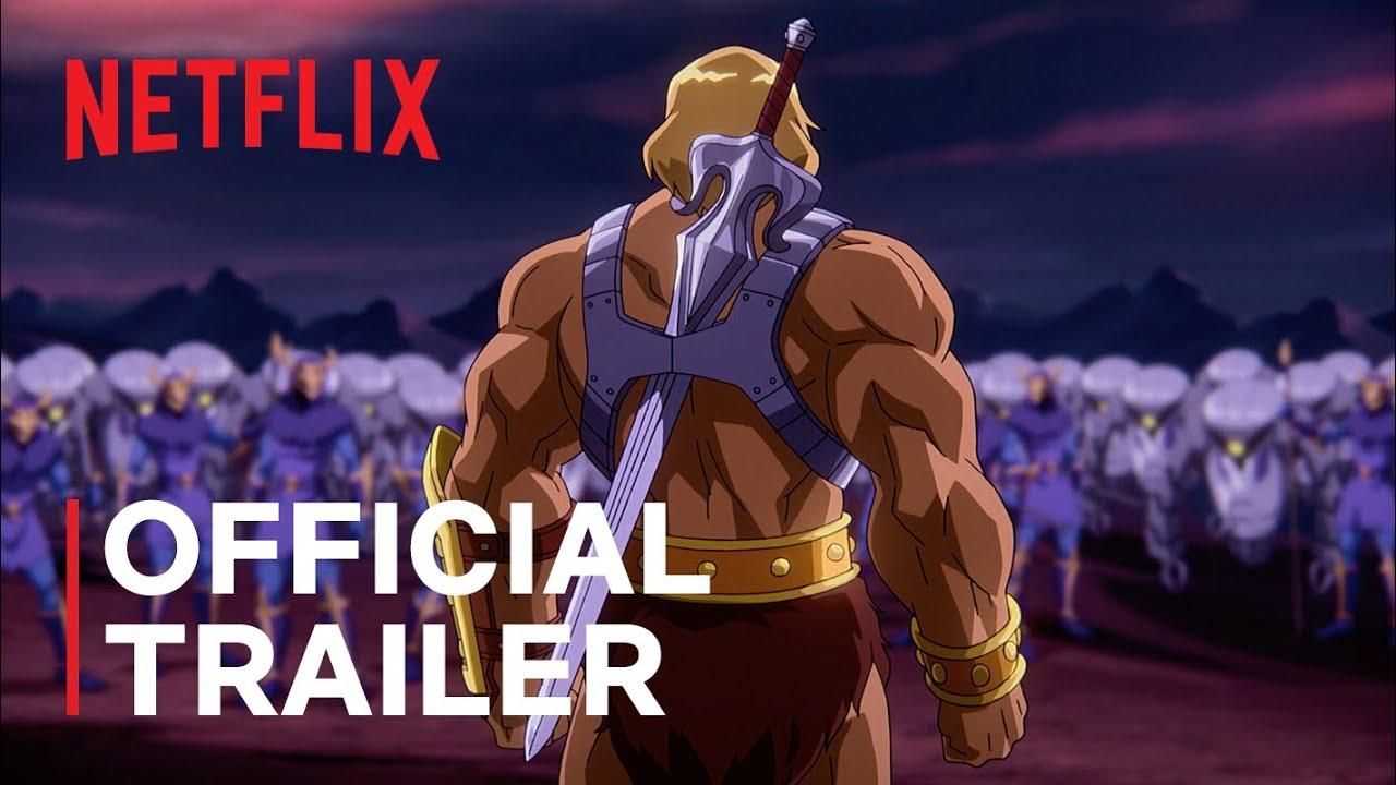 Masters of the Universe: Revelation – Ecco il nuovo, epico trailer