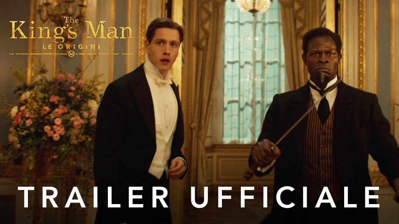 The King's Man: Le Origini – Trailer e prime foto del film