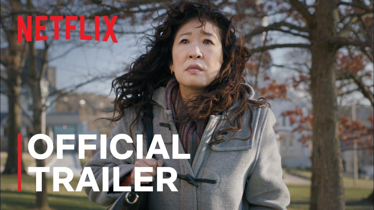 The Chair – Trailer della serie Netflix con Sandra Oh