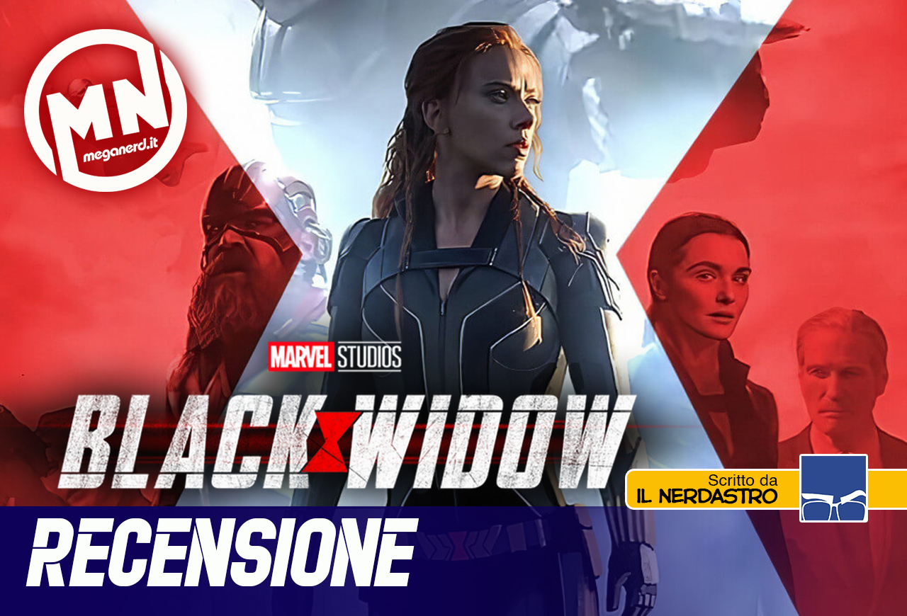 Black Widow – Natasha Romanoff, il cuore degli Avengers