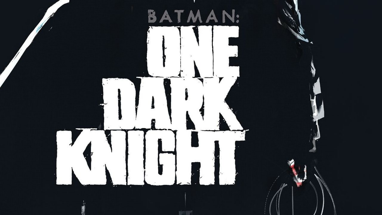 DC annuncia Batman: One Dark Knight, miniserie firmata da Jock