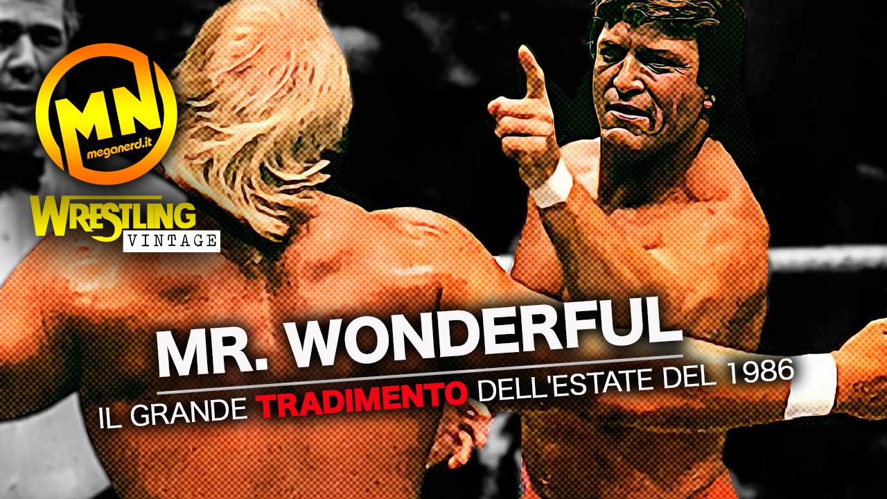 Mr. Wonderful – Il grande tradimento dell'estate del 1986