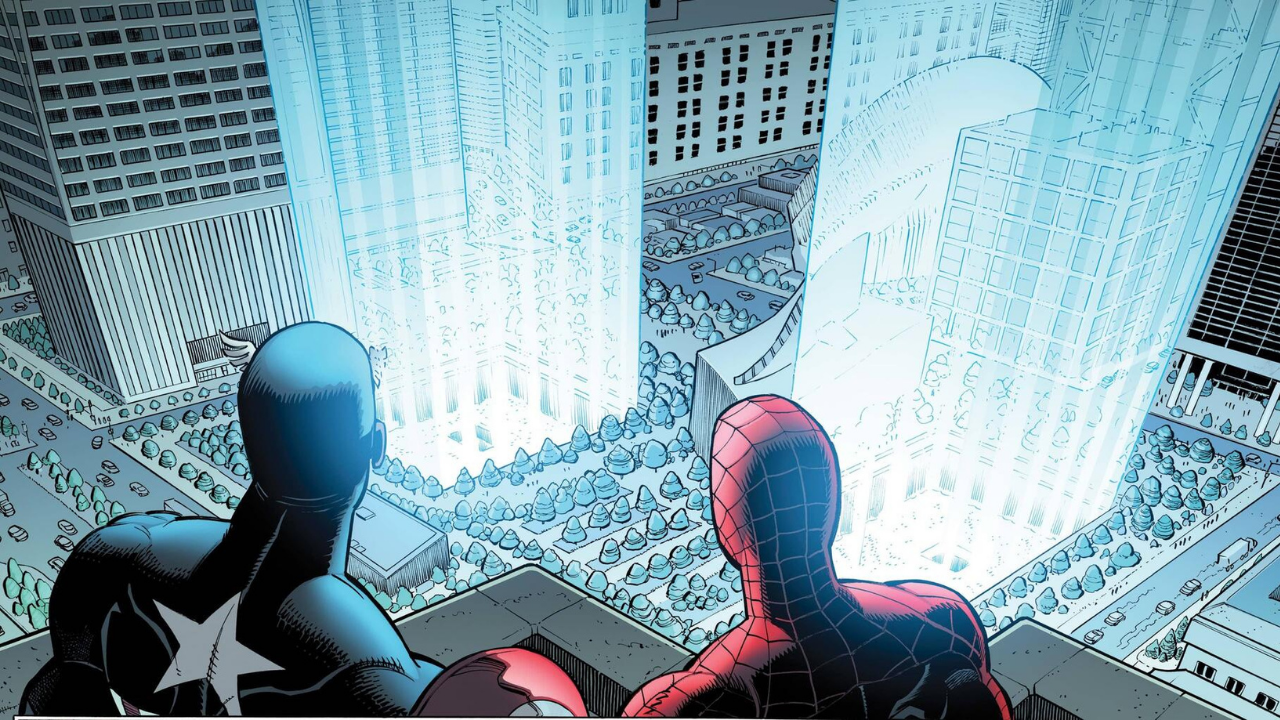 Marvel – Joe Quesada e John Romita Jr. per i vent'anni dall'11 settembre