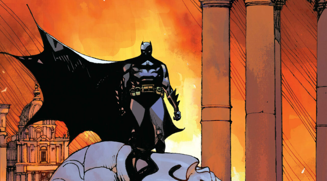 Panini presenta il primo Batman Day mondiale