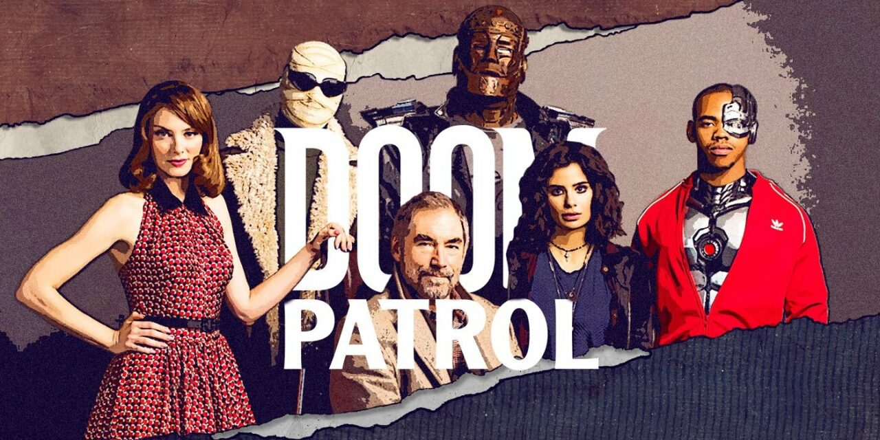 Doom Patrol – Ecco il nuovo trailer ufficiale della terza stagione