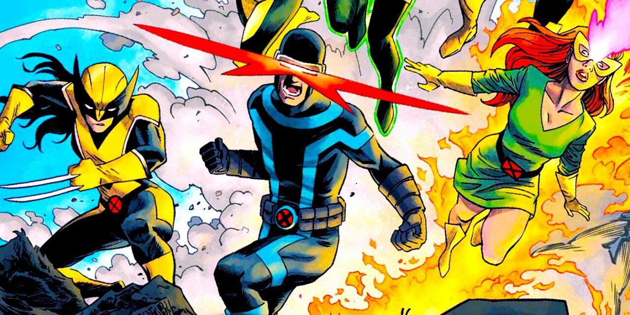 X-Men – Annunciata una serie solo digitale di Hickman e Shalvey