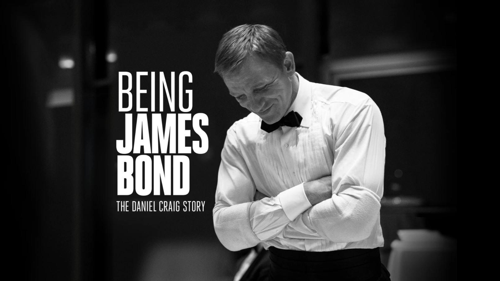 Essere James Bond – Su Apple TV il documentario su Daniel Craig