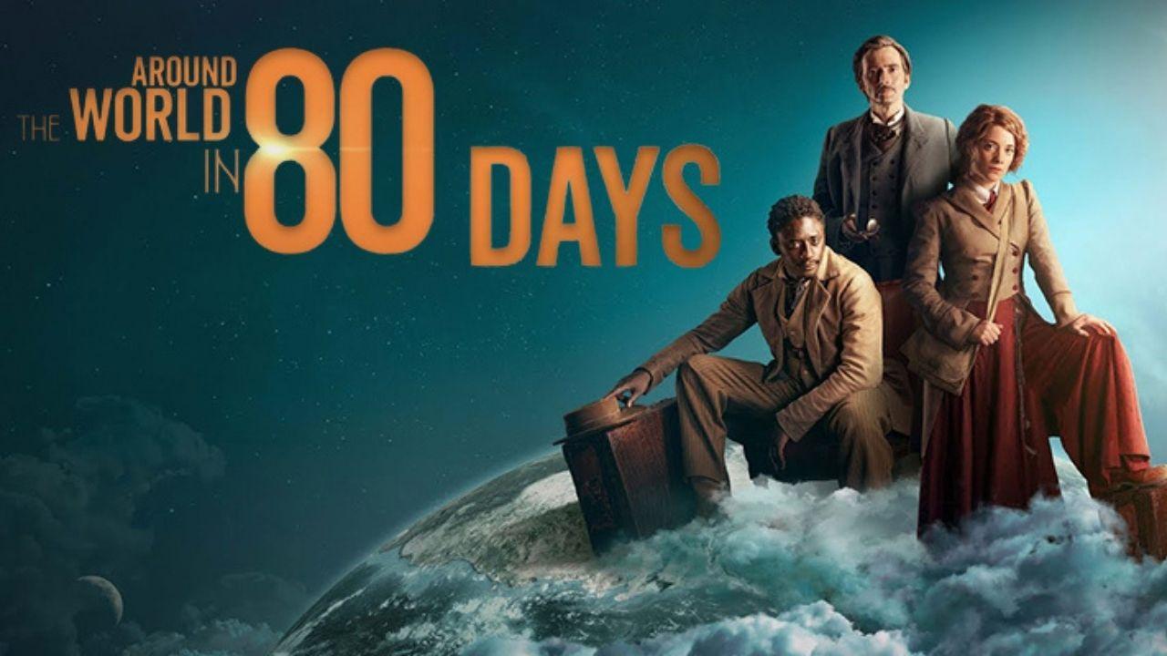 Il giro del mondo in 80 giorni – Ecco teaser trailer e prime immagini