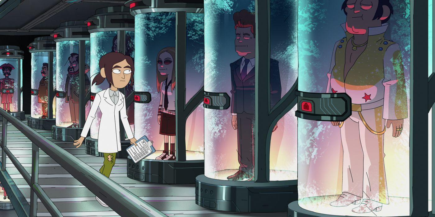 Inside Job – Trailer della serie animata sul complottismo