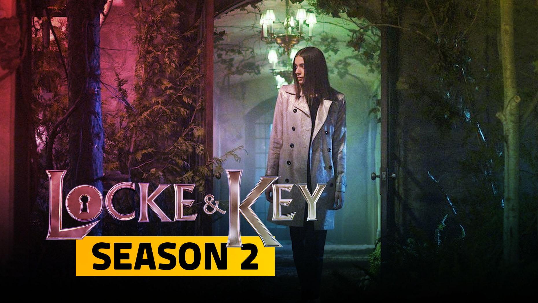 Locke & Key Stagione 2 – Ecco data di uscita e primo teaser trailer italiano