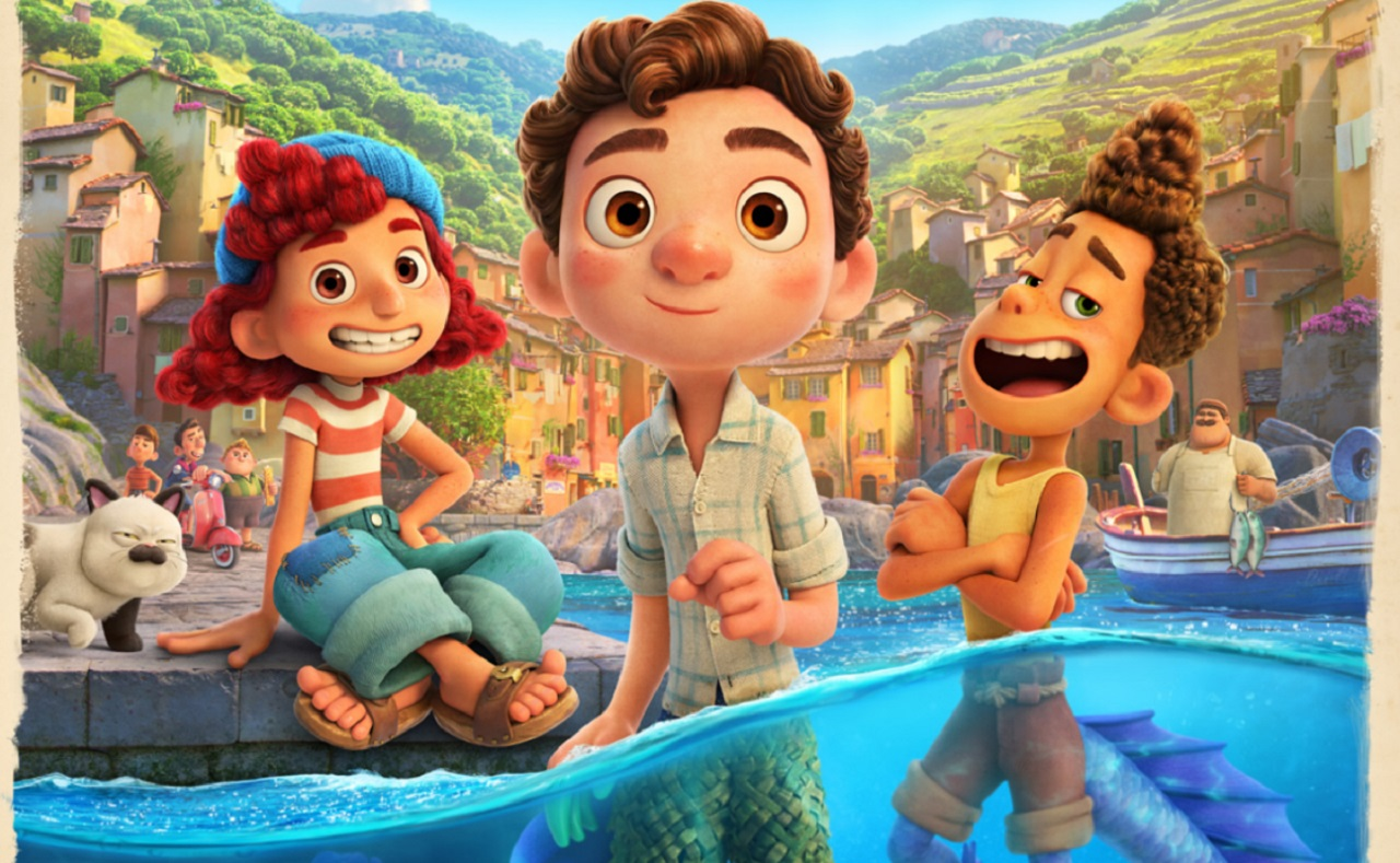 Ciao Alberto: il nuovo corto Pixar di Luca