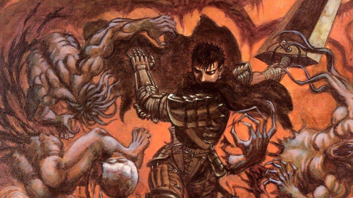 Berserk – In uscita il capitolo 364 e il volume 41