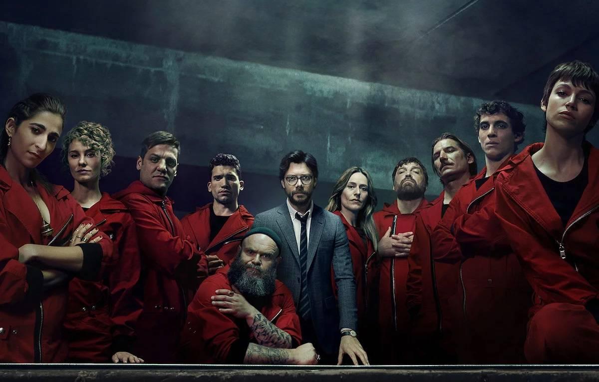 """La Casa di Carta 5 – Netflix crea una """"no-spoiler zone"""""""