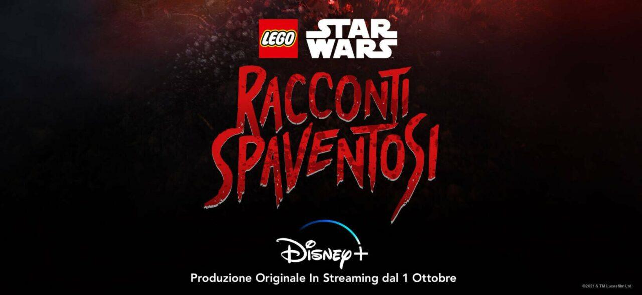 Disney+ rilascia il trailer di Lego Star Wars: Racconti Spaventosi