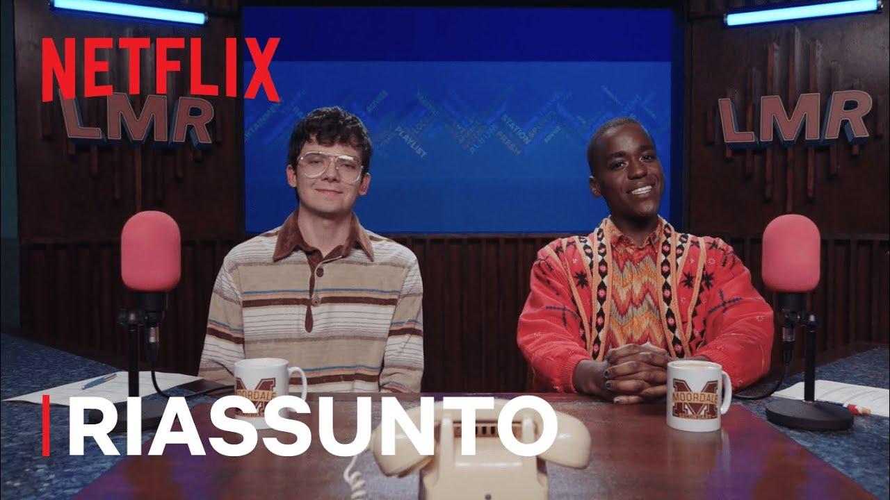 Sex Education – Eric e Otis riassumono la seconda stagione