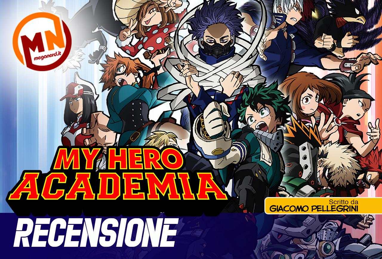 My Hero Academia 5 è una solida conferma