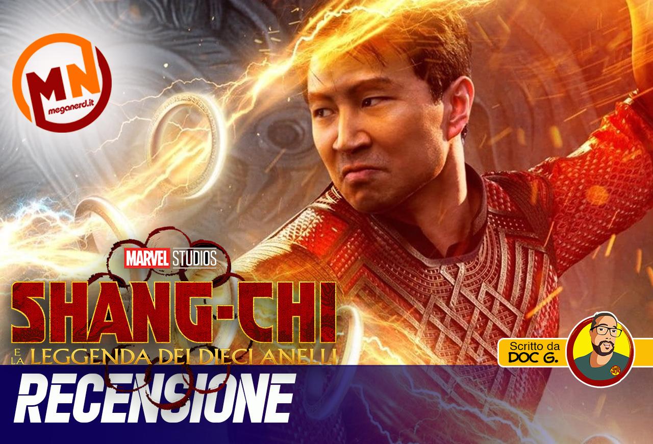 Shang-Chi e la Leggenda dei Dieci Anelli – Recensione