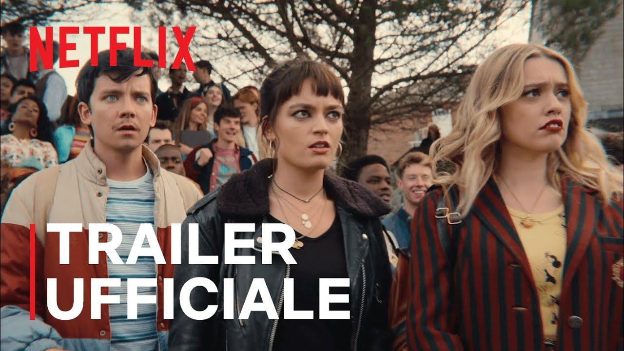 Sex Education – Netflix rilascia il trailer ufficiale della terza stagione