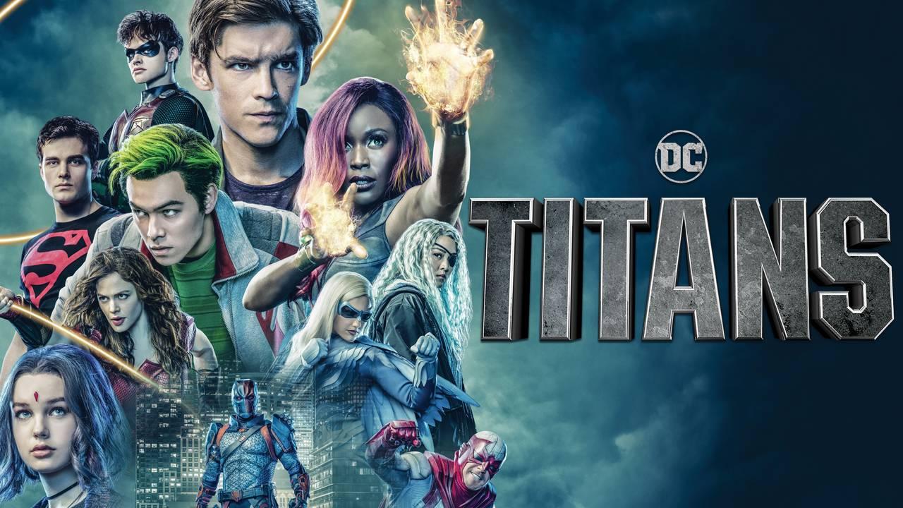 Titans e Doom Patrol – Le serie rinnovate per una quarta stagione