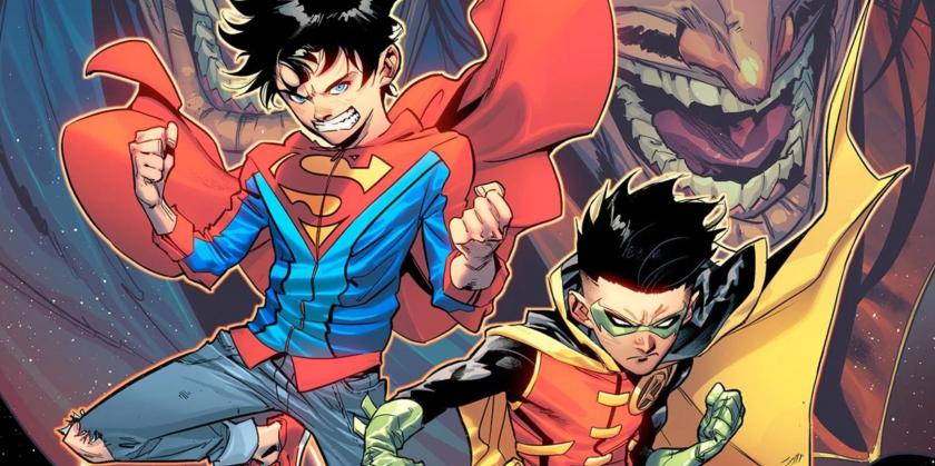 DC Battle of the Super Sons – In arrivo il film animato in CGI