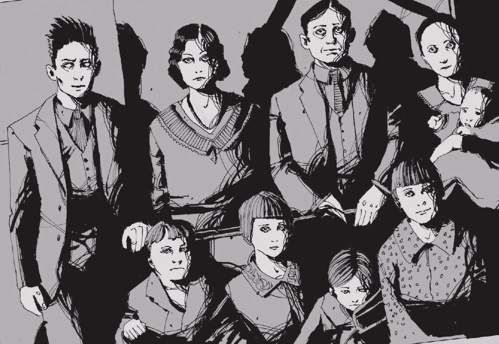 Murder Ballads – Arrivano le storie horror di Beltramini e Serra per Halloween