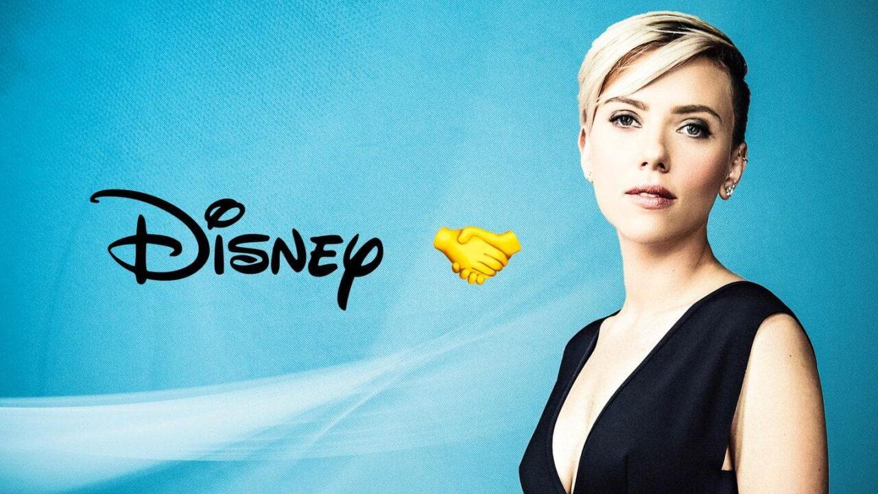 La guerra tra Scarlett Johansson e Disney è terminata