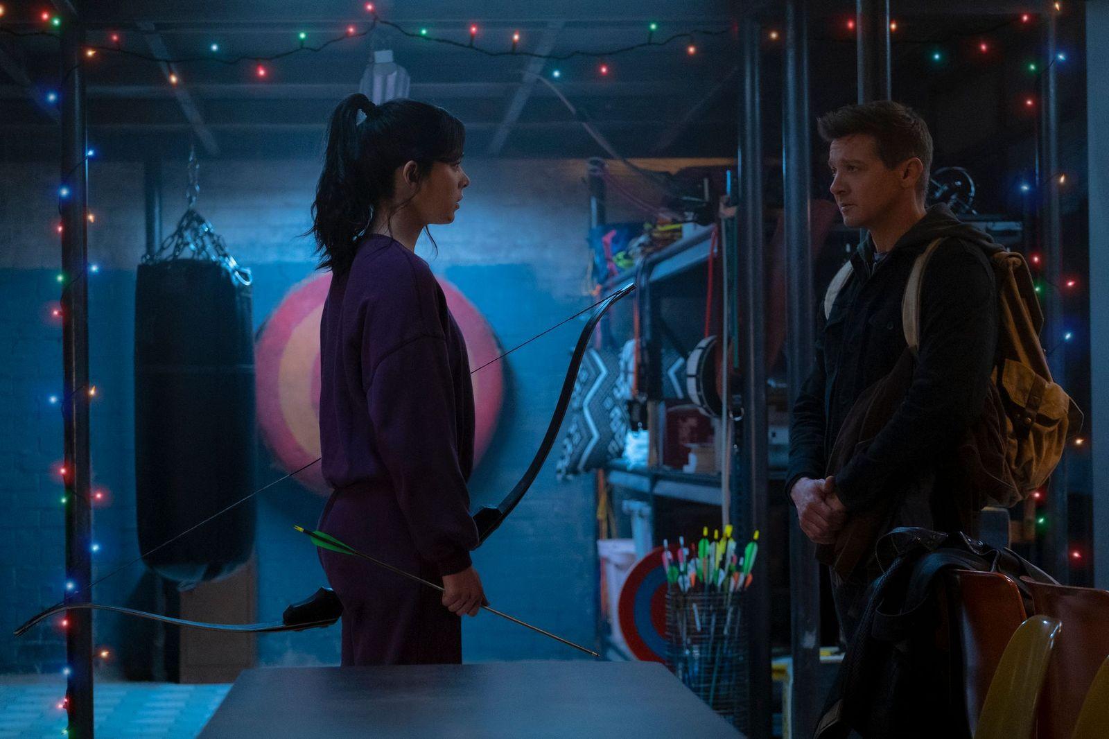 Hawkeye – Disney+ pubblica una clip in anteprima