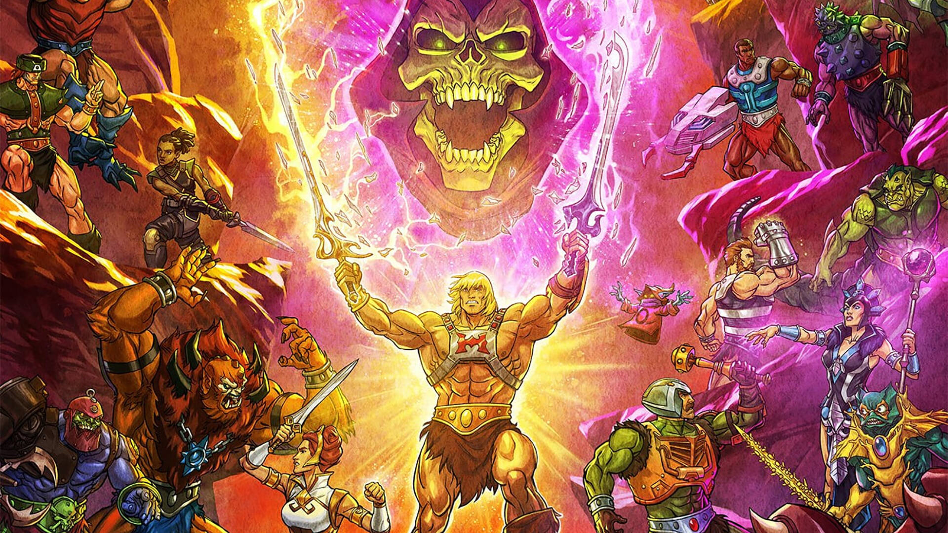 Master of the Universe: Revelation Parte 2 in arrivo su Netflix