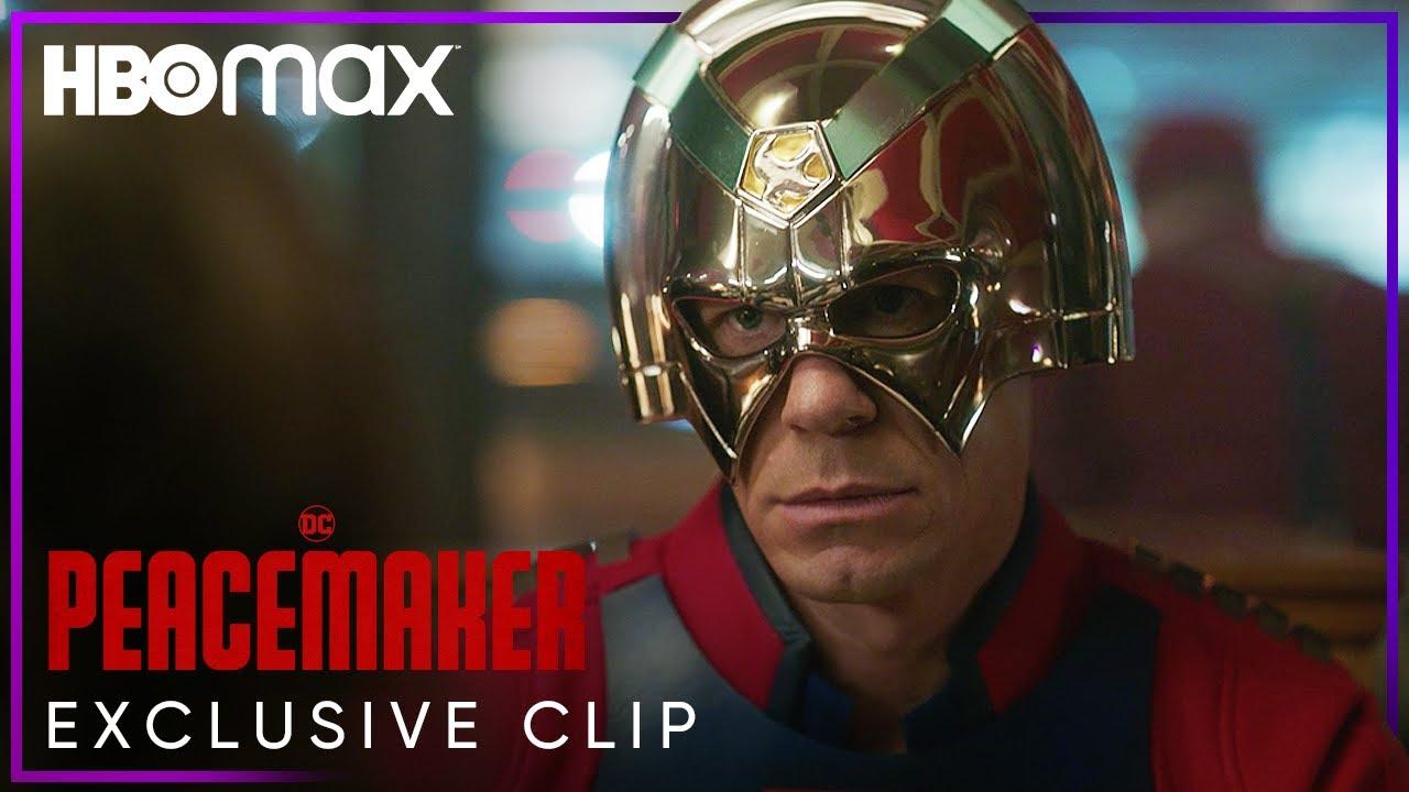 Peacemaker – HBO Max rilascia la prima clip