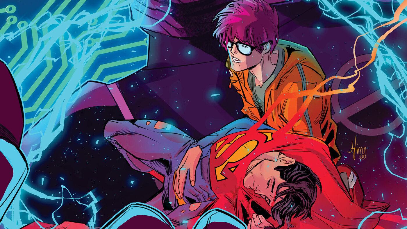 Superman – Jon Kent sarà bisessuale in Son of Kal-El #5